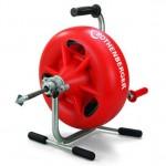 Система ручных лебедок и набор прочистных гильз для диаметров от 100мм до 300мм.